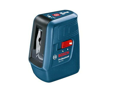 BOSCH Professional GLL3X Self Level Cross Line Laser GLL 3X Genuine