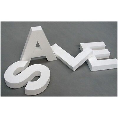 "Foam Letters ""SALE"" , 3D foam Letters, Styrofoam Sign,Shop Display Lettering"
