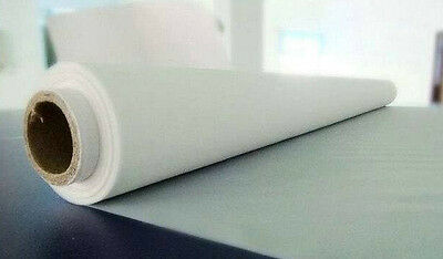 "1 yard - 160 White (64T)x32"" Width Silk Screen Printing Mesh Fabric *ships free*"