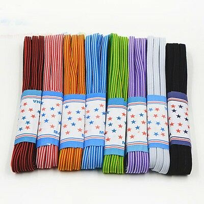 7mm x 3.4m Top Quality Flat Woven Elastic  Waistbands Cuffs Tailoring  Dres