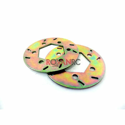 NEW 1/5 Rovan Stock Brake Rotors Fits HPI Baja 5B, 5T 5SC King Motor HPI # 87424