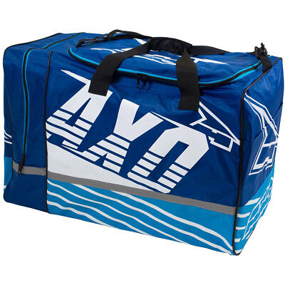 Axo NEW Mx Weekender Blue Motocross Gearbag Travel Luggage Dirt Bike Gear Bag