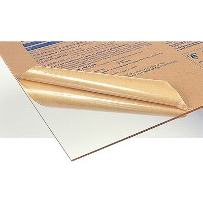 Acrylic Clear Perspex 600x400x1.5mm CAST Sheet UV stabled Pool Fence FREE POST