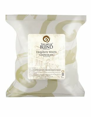 The Art of Blend Exquisite White Chocolate1KG
