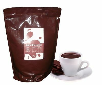 Dark Drinking Chocolate (2 kg)