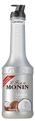 MONIN Coconut Fruit Purée1L