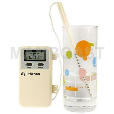 LCD Digital Food Thermometer, Temperature Ranger: -50 to 300 Degree Celsius