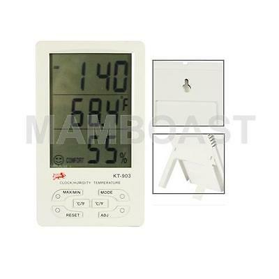 Super Large LCD Digital Thermo-Humidity Meter
