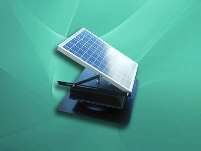 25W Solar Roof Ventilator(SOLA VENT BY EARTHSAVE) 5 Years Warranty Free Delivery