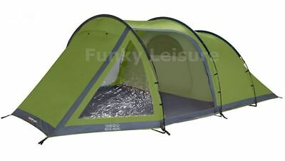 Vango Beta 450XL 4 Person Tent - Herbal - 2016