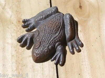 Cast Iron ~ TREE FROG ~ Vintage Collectable  { WHOLESALE LOT OF 10 } ~ CLOSEOUT