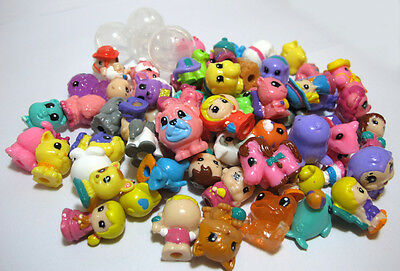 Cute!! 50pcs SQUINKIES Toys Gift For Boys & Girls mixed Lot with NO bubble US