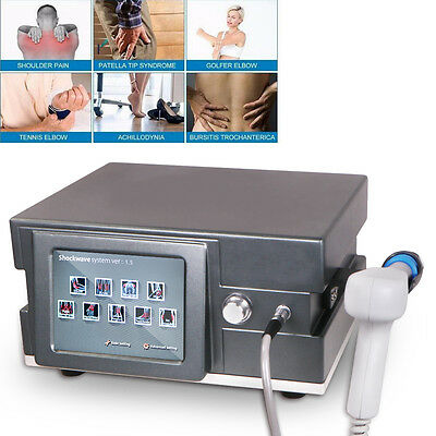 Pain Therapy System Slimming Shock Wave Machine Weight Loss Ultrasonic Body Slim