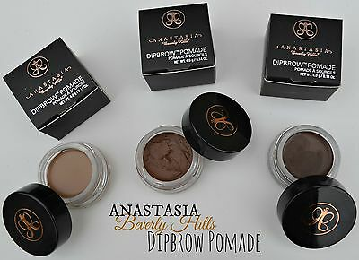 ❤️Anastasia Beverly Hills Dipbrow Pomade ❤️ Eyebrow Definer Gel ❤️ UK Seller ❤️
