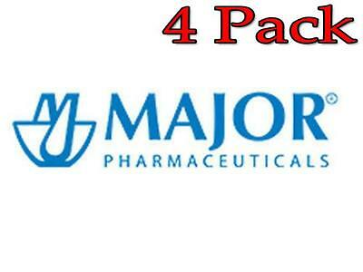 Major Diphenhydramine Capsules, 50mg, 100ct, 4 Pack 309042056618A425