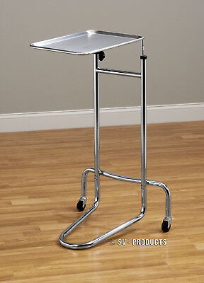 Brand New Stainless Steel Mayo Instrument Stand 222