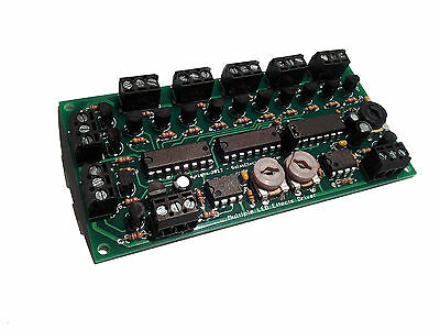 High Intensity Multi-Sequential Effects LED Driver