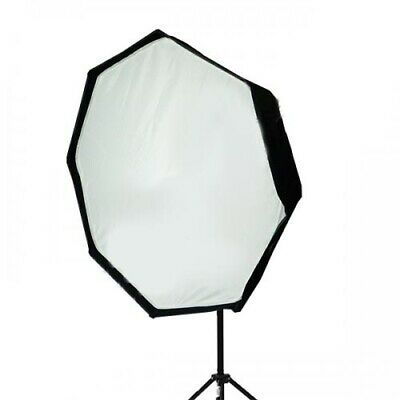 120cm Octagon Non-Assemble Soft Box Strobe Bowens Studio Photography