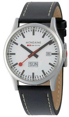 Mondaine Line Extension Collection Sport Day/Date Men' s Watch A667.30308.18SBB