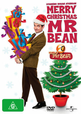 Mr Bean Merry Christmas DVD R4