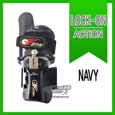 Lock-on Action Bowling Wrist Support / Cobra / Glove