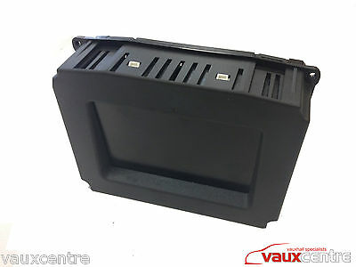Vauxhall Vectra C Signum Multi-Function Lcd Display Ident Bs 13277585