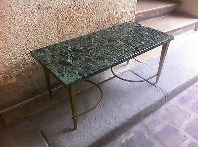 1960-1970 Table Basse Ramsey Art-Deco Moderniste Bauhaus