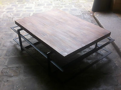 1980 Table Basse Memphis Art-Deco Moderniste Bauhaus