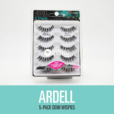 Ardell Demi Wispies False Eyelashes Multipack - 5 Pairs of Quality Lashes