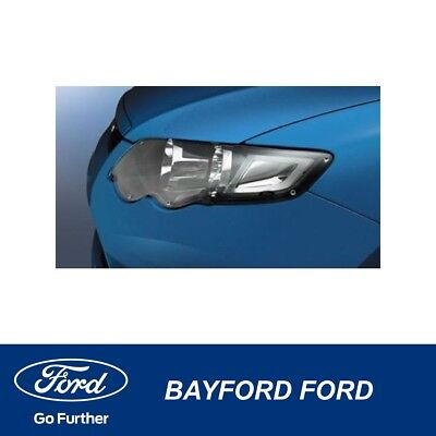 Head Light Headlamp Protectors Brand Pair Ford Fg Xr Xr6 Xr8 Falcon