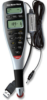 NEW Scale Master Pro XE with PC interface Digital Plan Measure - Take-Off Tool