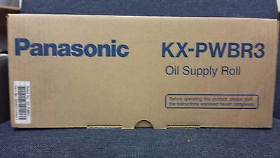 Genuine Panasonic Oil Supply Roll  KX-PWBR3 OEM