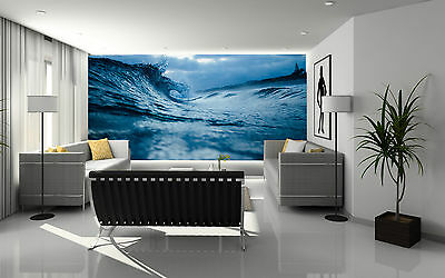 Wall MURAL WALLPAPER  YOUR PHOTO HERE REPOSITIONAL CUSTOM PRINTED IN OZ WAVES
