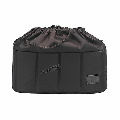 Selens Shockproof Waterproof DSLR SLR Camera Bag Case Partition Padded Camera