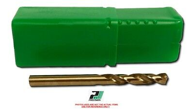 .0760 Drill PTD-041348 STUB Length Cobalt Gold Split Point 135° PTD-48-SCGS