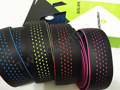 MERIDA Lampre Team Color Dots Road bike cycle handlebar bar tape new BLACK WHITE