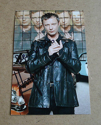 John Simm Signed 6x4 Photo Genuine Doctor Who Autograph TV Memorabilia + COA