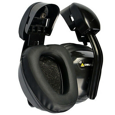 DeltaPlus Anti Noise Ear Noise Protector Earmuff Mounted Ear Muff For Safety Cap