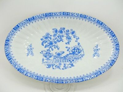 Arzberg - China Blau - Schale oval - Brotkorb - ca. 32 x 20 cm (19)