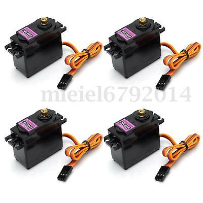 4pcs MG996R Torque Digital All Metal Gear Servo for Helicopter Car Boat ModelIF