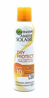 Garnier Ambre Solaire Dry Protect Sun Spray SPF10 200ml