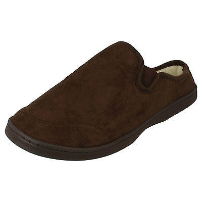WHOLESALE Mens Slippers / Sizes S-XL / 12 Pairs / DONALD