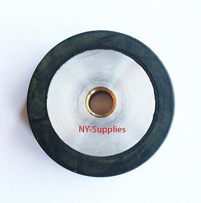 Replacement Wheel for Hold Down Rollerfor Heidelberg SM72-48mm od 8mm id 9mm wi
