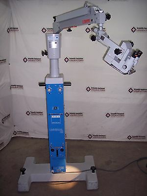 Carl Zeiss OPMI 1-H Operating Microscope on S2 Stand