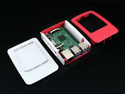 Mini PC Raspberry Pi 3 Model B 1.2GHz Quad-core 1GB RAM WiFi Bluetooth with Case