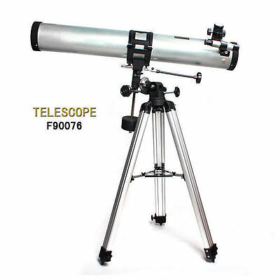 New 900x76mm Zoom Star Astronomical Astronomy Portable Telescope Scope Monocular