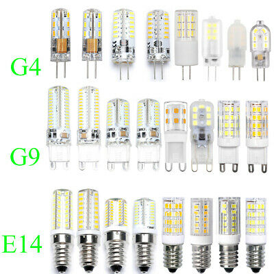WOW - G4 G9 E14 LED Light Capsule Bulbs Replace Halogen Lamp Energy Saving AC/DC