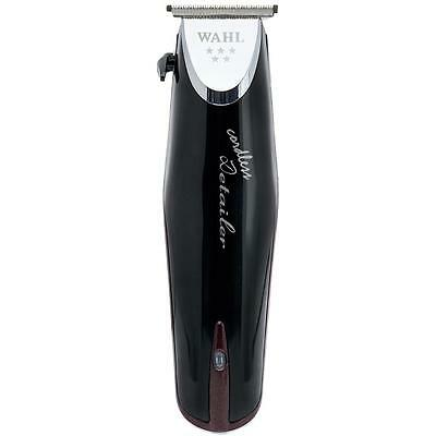 Wahl 5 Star CORDLESS Detailer Adjustable Hair Trimmer T-Wide Lithium Ion # 8163