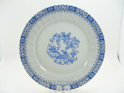 Bavaria - China Blau - Dessertteller Ø ca. 19,2 cm (33)