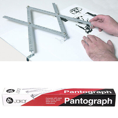 "Jakar 18"" Artists Wooden Pantograph - Enlarges, Reduces, Rescales Images - 3811"